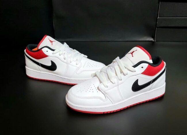 Air Jordan 1 Low University Red